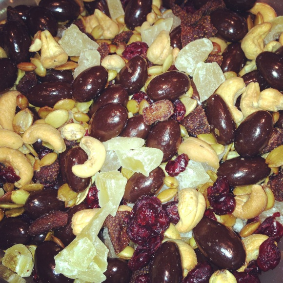 Dried Fruit & Nut Mix
